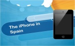 How many iPhone are in Spain?